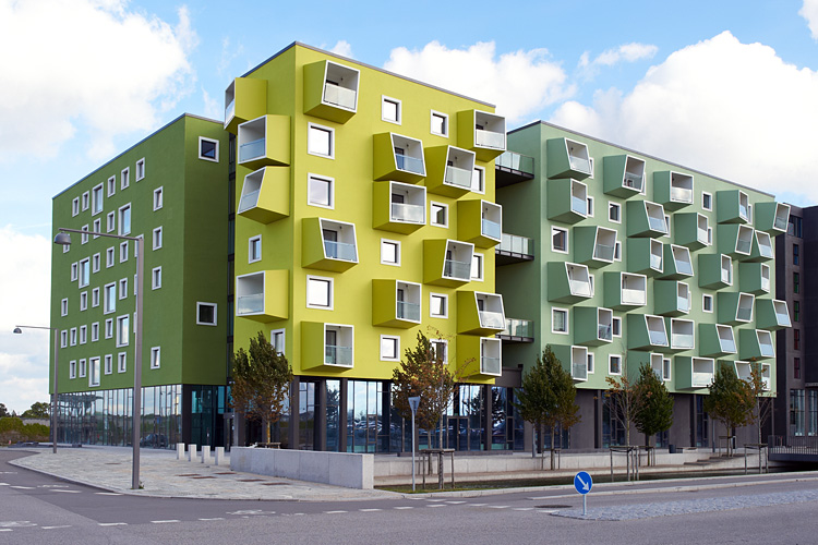 Senior housing / ørestadJJW arkitekter (2012)