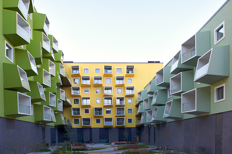 Senior housing / ørestadJJW Architects (2012)
