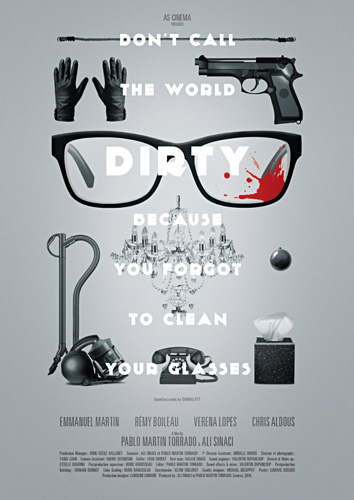 Dont call the world dirty...un film dAli Sinaci & Pablo Martin